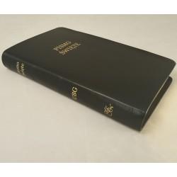Biblia UBG F1 Skóra miękka, czarna