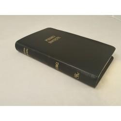 Biblia UBG F2 Skóra miękka, czarna